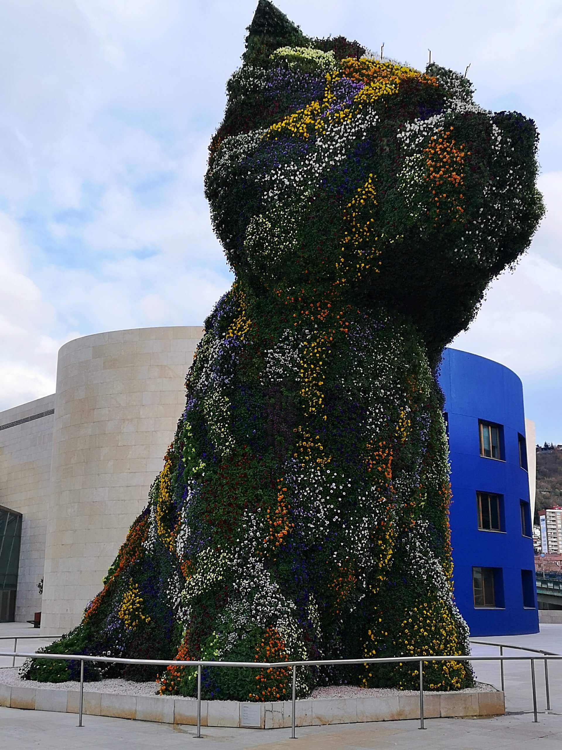 Jeff Koons Puppy